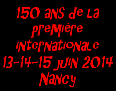 150 ans premiere internationale